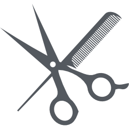 scissors-and-comb